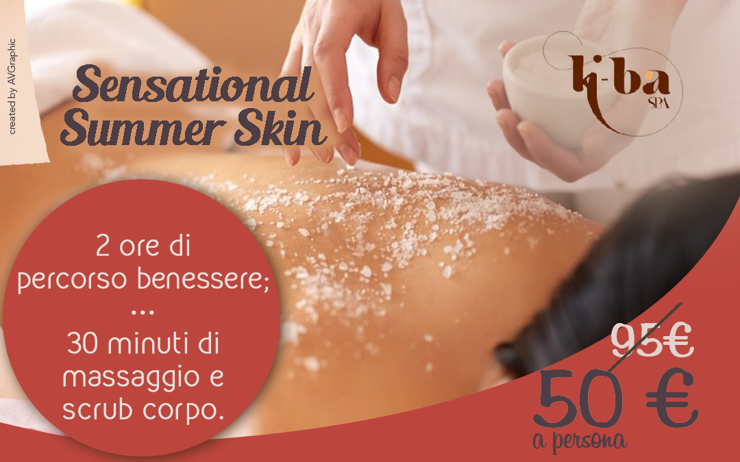 (Italiano) Sensational Summer Skin