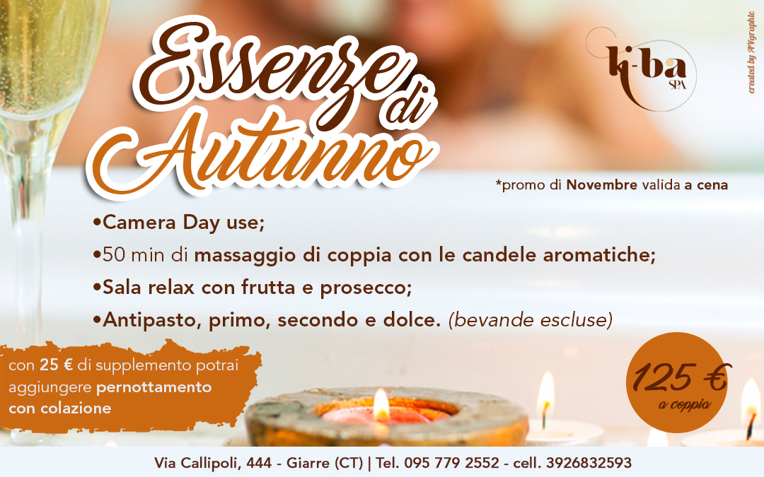 Essenze di Autunno