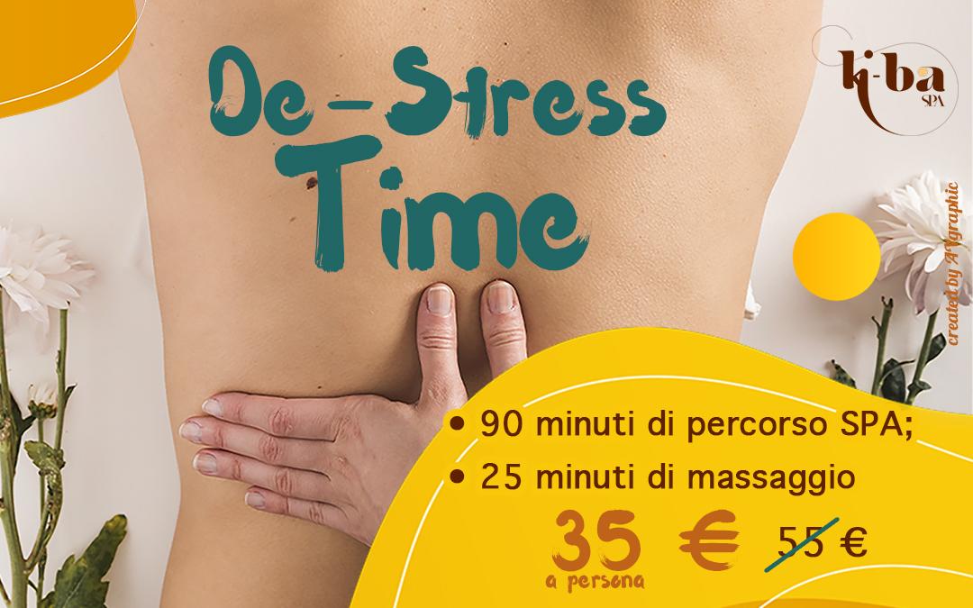 De-Stress Time